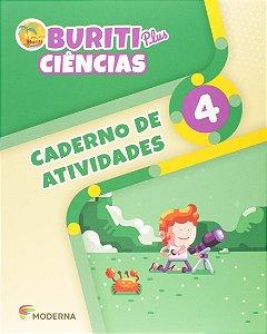 Buriti Plus Ciências 4 - Caderno de Atividades