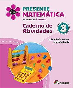Presente Matemática 3 - Caderno de Atividades - Edição 5