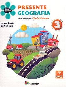 Presente Geografia 3 - Edição 5