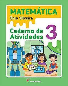 Matemática 3 - Caderno de Atividades - Enio Silveira e Cláudio Marques - Edição 5