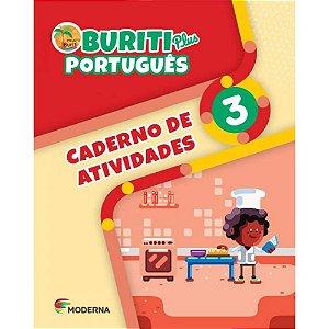 Buriti Plus Português 3 - Caderno de Atividades