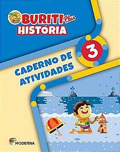 Buriti Plus História 3 - Caderno de Atividades