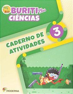 Buriti Plus Ciências 3 - Caderno de Atividades