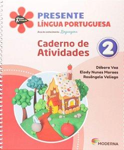 Presente Português 2 - Caderno de Atividades - Edição 5