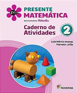 Presente Matemática 2 - Caderno de Atividades - Edição 5