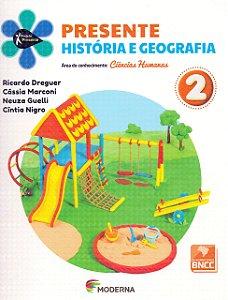 Presente Ciências Humanas - História e Geografia - 2º Ano - Edição 5