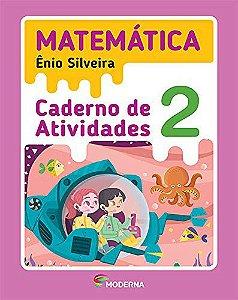 Matemática 2 - Caderno de Atividades - Enio Silveira e Cláudio Marques - Edição 5