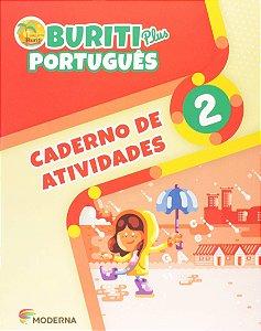 Buriti Plus Português 2 - Caderno de Atividades