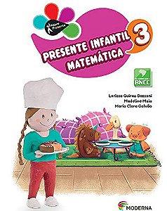 Presente Infantil - Matemática 3 - Edição 2