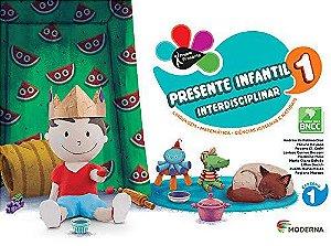 Presente Infantil - Interdisciplinar 1 - Edição 2