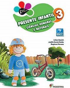 Presente Infantil - Ciências Humanas e Naturais 3 - Edição 2