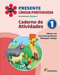 Presente Português 1 - Caderno de Atividades - Edição 5