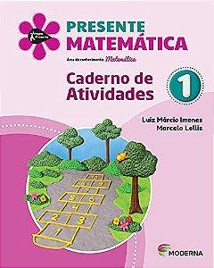 Presente Matemática 1 - Caderno de Atividades - Edição 5