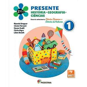 Presente História Geografia Ciências 1 - Edição 5