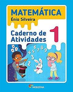 Matemática 1 - Caderno de Atividades - Enio Silveira e Cláudio Marques - Edição 5