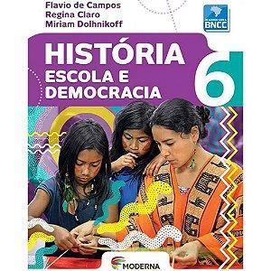 História Escola e Democracia 6
