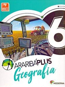 Arariba Plus Geografia 6 - Edição 5