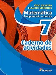 Matemática Compreensão e Prática 7 - Caderno de Atividades - Ediçao 6