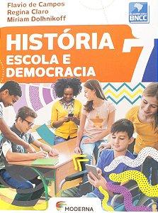 História Escola e Democracia 7