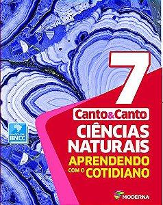 Canto e Canto 7 - Ciências Naturais - Edição 7