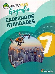 Arariba Plus Geografia 7 - Caderno de Atividades - Edição 5