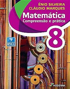 Matemática Compreensão e Prática 8 - Ediçao 6