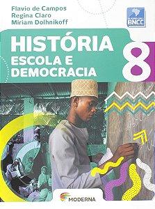 História Escola e Democracia 8
