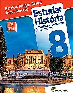 Estudar História 8 - Edição 3