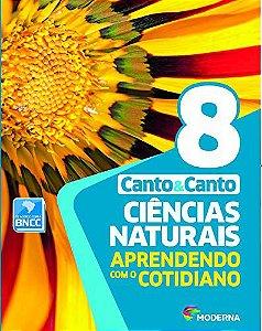 Canto e Canto 8 - Ciências Naturais - Edição 7