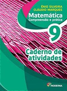 Matemática Compreensão e Prática 9 - Caderno de Atividades - Ediçao 6