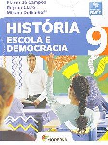 História Escola e Democracia 9
