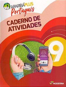 Arariba Plus Português 9 - Caderno de Atividades - Edição 5