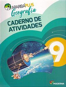 Arariba Plus Geografia 9 - Caderno de Atividades - Edição 5