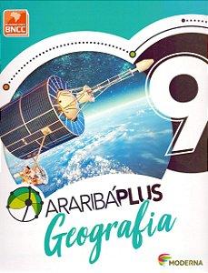 Arariba Plus Geografia 9 - Edição 5