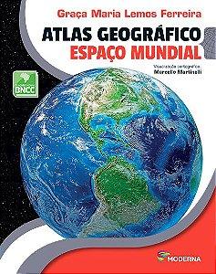 Atlas Geográfico Espaço Mundial - Edição 5