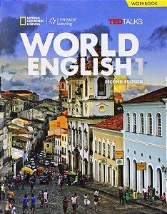 World English - 2nd Edition - 1 - Workbook (Printed)