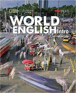 World English - 2nd Edition - Intro - Student Book + Online Workbook