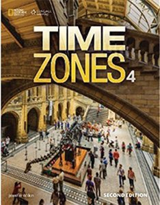 Time Zones 4 - 2nd - Student Book