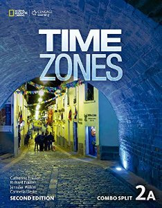 Time Zones 2A - 2nd - Combo Split + Online Workbook