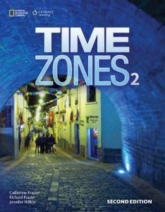 Time Zones 2 - 2nd - Student Book + Online Workbook