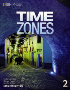 Time Zones 2 - 2nd - Student Book