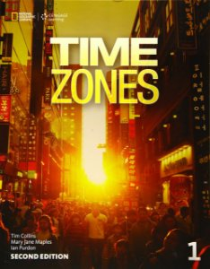 Time Zones 1 - 2nd - Student Book