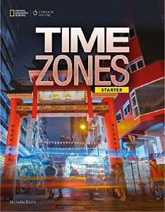 Time Zones 1 - 2nd - Student Book + Starter
