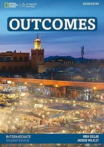 Outcomes 2nd Edition - Intermediate - Student Book + Class DVD with Access Code