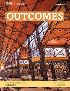 Outcomes 2nd Edition - Pre-Intermediate - Workbook + Audio CD
