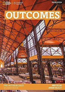 Outcomes 2nd Edition - Pre-Intermediate - Student Book + Class DVD with Access Code