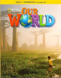 Our World 4 - Workbook + Audio CD