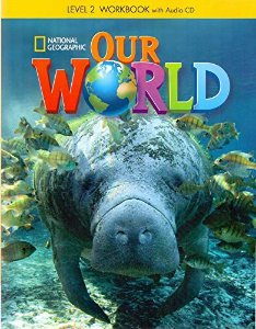 Our World 2 - Workbook + Audio CD