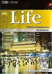 Life - BRE - Upper-intermediate - Workbook + Workbook Audio CD
