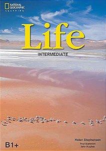 Life - BRE - Intermediate - Student Book + DVD